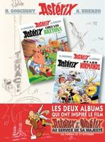 ASTERIX BRETONS/NORMANDS - ALBUM DOUBLE