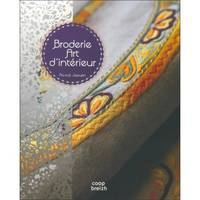 BRODERIE ART D'INTERIEUR