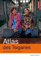 ATLAS DES TSIGANES - europe