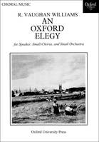 An Oxford Elegy