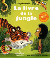 Le livre de la jungle, 16 animations musicales