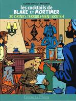 Les cocktails de Black et Mortimer, 30 drinks terriblement british