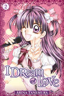 2, I dream of love T02