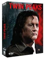 Twin Peaks : The Return (2017) - DVD