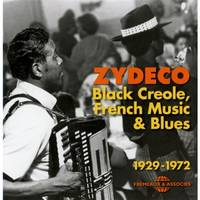 Zydeco 1929 - 1972 : Coffret 2 CD Black creole French Music & Blues