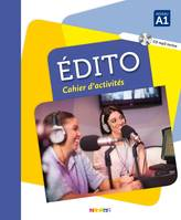 Edito niv.A1 - Cahier + CD mp3