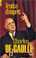 De Gaulle / traits d'esprit