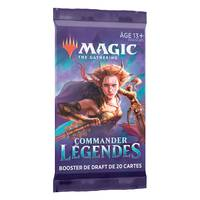 Commander Légendes - Booster de draft
