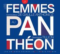 LES FEMMES AU PANTHEON - 1 CD mp3