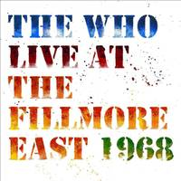 Live at the Fillmore East 1968 lp
