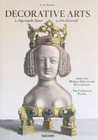 Decorative arts from the Middle Ages to the Renaissance, from the Middle Ages to the Renaissance