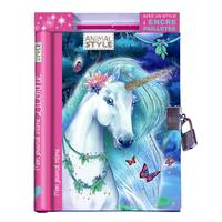 Animal Style - Journal intime Licorne 2020