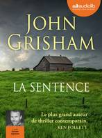 La Sentence, Livre audio 2 CD MP3