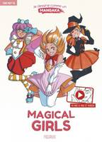 Je Dessine Comme Un Mangaka - Magical Girls