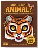 WHAT'S THAT ANIMAL? /ANGLAIS