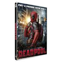 dvd / Deadpool / Miller, Ti / Ryan Reyno