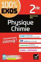 Physique-Chimie 2de, Exercices résolus - Seconde