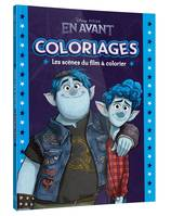 EN AVANT - Box-Office Coloriages - Disney Pixar