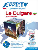 Le bulgare sans peine : Pack CD audio