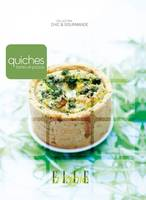 Quiches, tartes et pizzas