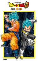 1-2, Dragon ball super / coffret tomes 1-2