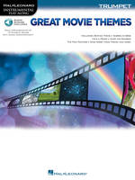 Great Movie Themes - Trumpet, Instrumental Play-Along