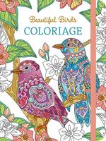 Beautiful Birds Coloriage