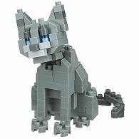RUSSIAN BLUE // MINI SERIES CAT BREED NANOBLOCK