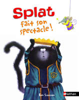 Splat le chat, 9, Splat fait son spectacle ! Album dès 4 ans