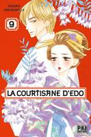 9, La courtisane d'Edo T09