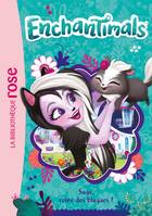 Enchantimals 04 - Sage, reine des blagues !