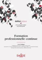 Formation professionnelle continue - 1re ed.
