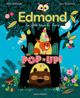 Edmond, La fête sous la lune en pop-up !