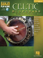 Celtic Bluegrass, Banjo Play-Along Volume 8