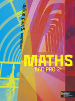 Maths 2e bac pro: Grand Angle (1CD audio)