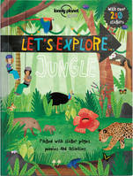 Let's Explore... Jungle 1ed -anglais-