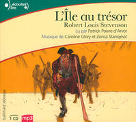 L'ile au tresor lu par PPDA : 1 cd Mp3