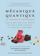MECANIQUE QUANTIQUE - LE MINIMUM THEORIQUE