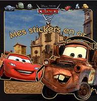Cars 2, Mes Stickers en or