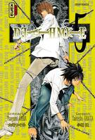 5, Death Note - Tome 5
