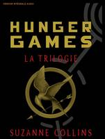 Coffret volumes I, II et III de Hunger Games, Livres audio 3 CD MP3 - 641 Mo + 661 Mo + 674 Mo