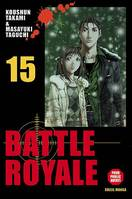 15, Battle Royale T15, Volume 15