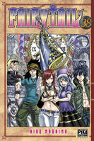 38, Fairy Tail T38