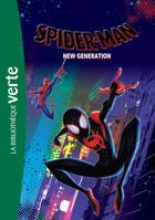 Bibliothèque Marvel 21 - Spider-Man New Generation - Le roman du film