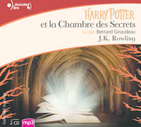 Harry Potter, II : Harry Potter et la Chambre des Secrets, Harry Potter et la chambre des secrets