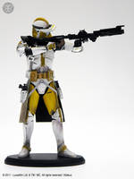COMMANDER BLY (GUNNING DOWN JEDI FUGITIVES)