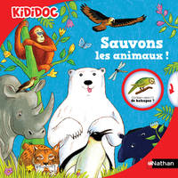 SAUVONS LES ANIMAUX ! - VOL45