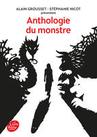 Anthologie du monstre - Alain GROUSSET