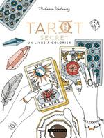 Tarot secret, un livre à colorier