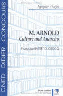 M. Arnold - Culture and Anarchy
